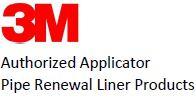 authorized 3M logo